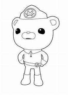 Malvorlagen Jungs Junior Octonauts Coloring Pages Mit Bildern Malvorlagen