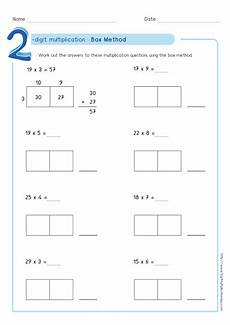 box method division worksheets free 6797 box method multiplication 2 digit numbers worksheets pdf partial products multiplica partial