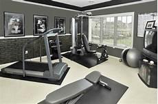Fitnessraum Zuhause Einrichten - whole house makeover contemporary home other