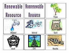 differentiating between renewable and nonrenewable resources is important when teaching about