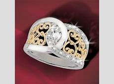 The Concorde Collection Love?s Eternal Embrace Ring