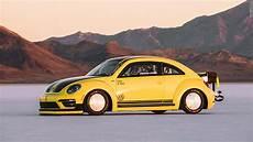 volkswagen fastest car world s fastest vw beetle goes 205 mph