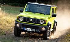 Neuer Suzuki Jimny 2018 Erste Testfahrt Autozeitung De