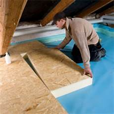 Dachbodendämmung Mit Styropor - dachboden preiswert d 228 mmen energie fachberater