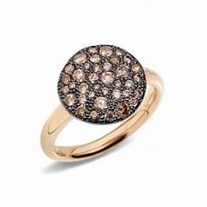 pomellato ring pomellato brown sabbia ring betteridge
