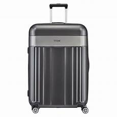titan spotlight flash titan spotlight flash 4 wheel trolley l anthracite