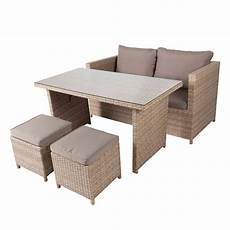 balkon lounge set ᐅᐅ balkon loungeset sofia braun 4 teilig gro 223 e auswahl