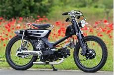 Modifikasi Motor 70 kumpulan gambar motor modifikasi motor jadul honda 70