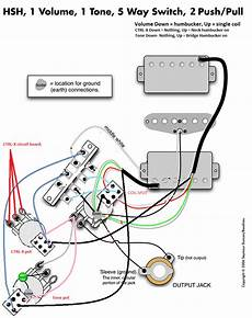 Hsh Wiring Diagram 2 Volume 1 Tone by Complex Hsh Wiring Wiring Diagram Needed Guitarnutz 2