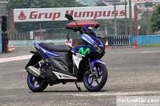 Modifikasi Aerox 125 by Gaya Modifikasi Yamaha Aerox 125lc