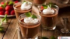 mousse al cioccolato senza uova montersino ricetta mousse al cioccolato senza uova consigli e ingredienti ricetta it