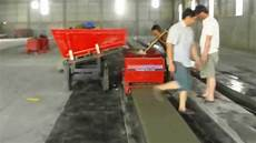 precast concrete lightweight wall panel making machine for precast house partition youtube