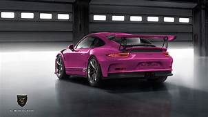 Porsche 911 GT3 RS By Exclusive Rendered