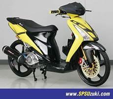 Spin Modif by Motor Cycle Modifikasi Suzuki Spin 125 Modifikasi