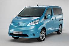 Nissan E Nv200 Electric To Cost From 163 13 393