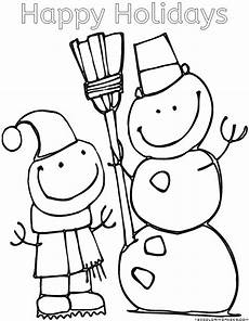 happy summer holidays coloring pages printable 17614 happy holidays coloring pages
