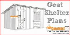 goat housing plans free shed plans with drawings material list free pdf