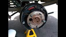 1982 Ford F150 Rear Drum Brake Replacement