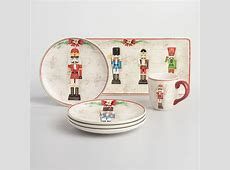 Nutcracker Ceramic Dinnerware   World Market