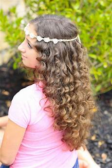 how to create quot no heat quot paper towel curls cute hairstyles