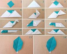 Origami Leaf With Or Without Veins Bloomize
