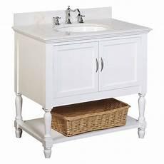 kitchen bath collection kbc beverly 36 quot single bathroom vanity set reviews wayfair