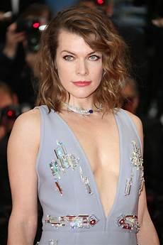 Milla Jovovich Burning Carpet In Cannes