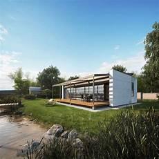 Ambition Modernes Wohnen Auf Einer Ebene Archiwohnen De