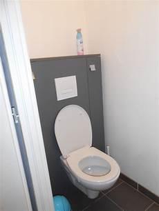 Couleur Peinture Et Rangement Pour Wc Toilette Deco Par