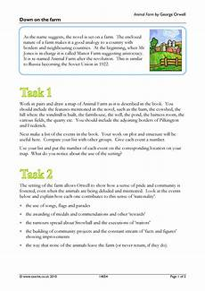 animal farm revision worksheets 14028 animal farm by george orwell search results teachit