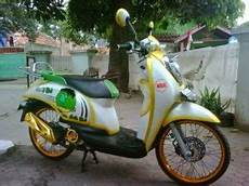 Scoopy Modifikasi Simple by 70 Gambar Honda Scoopy Modifikasi Simple Terbaru 2017