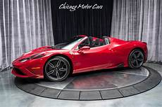 Used 2015 458 Speciale Aperta 1 Of 499 Produced