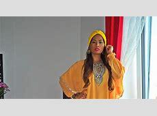 Yellow Kaftan For Big Festive   EuroAsia Fashion by Kintan