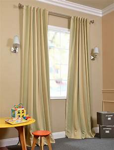 Best Window Curtains by Get Privacy And Style In Basement With These Best Basement