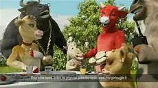sheep la vache qui rit cheese commercial