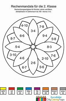 mathe ausmalbilder 2 klasse matheaufgaben mathe