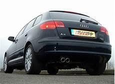 Milltek Performance Komplettanlage Audi A3 8p Sportback 2