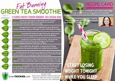 whats the best detox tea 3 tea burner recipe card green thickies filling green