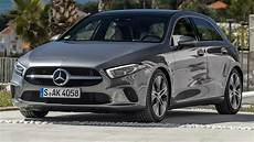 mercedes classe 2018 2018 mercedes a 180 d the benchmark in the compact class