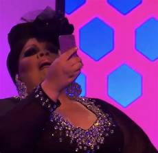 me watching the drama unfold drama rupaul rupauls drag