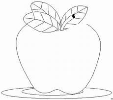 Malvorlagen Apfel Essen Apfel Skizze Ausmalbild Malvorlage Essen Und Trinken