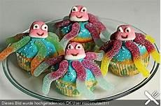Kraken Muffins Rezept Kindergeburtstag Feiern Ideen