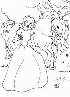 Malvorlagen Prinzessin Mit Pferd Prinzessin Malvorlagen Kostenlos Zum Ausdrucken