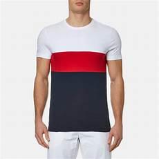 hilfiger s iggy colour block t shirt classic