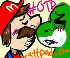 Malvorlagen Mario Und Yoshi Fanfiction Make Your Own Cover P I O Drawception