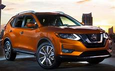 nissan updates the rogue compact suv for 2017 and also