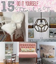 do it yourself 15 do it yourself project tutorials and tips