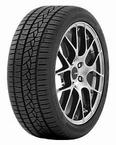 Continental Contact 225 50r17 98v All Season Tire