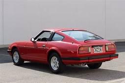 Zx280 1983 Turbo  Nissan Z Cars Datsun 240z