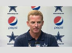 jason garrett interviews today,dallas cowboys press conference today,jason garrett press conference today
